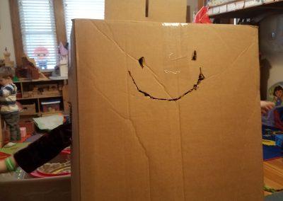 Box Person